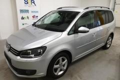 Volkswagen Touran 2.0 TDI 103 kW Comfortline 2014 předek L