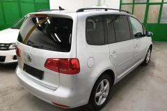 Volkswagen Touran 2.0 TDI 103 kW Comfortline 2014 zadek