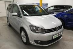 Volkswagen Touran 2.0 TDI 103 kW CUP 2014 předek