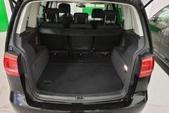 Volkswagen Touran 2.0 TDI 103 kW CUP 2014 černý kufr