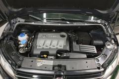 Volkswagen Touran 2.0 TDI 103 kW CUP 2014 motor