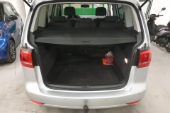 Volkswagen Touran 2.0 TDI 103 kW DSG Highline kufr