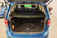 Volkswagen Touran 2.0 TDI 110 kW Highline kufr