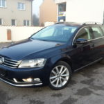 VW Passat Variant 2.0 TDI 130 kw 4Motion DSG Highline