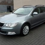 Škoda Superb 2.0 TDI 103 kW Ambition