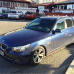 BMW Řada 5 525d Touring Facelift