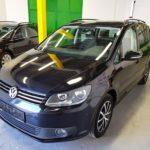 Volkswagen Touran 1.6 TDI NAVI, PANORAMA, PDC