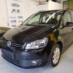 Volkswagen Touran 1.6 TDI NAVI, výhřev,park.senz