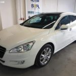 Peugeot 508 2.0 HDi SW Allure Automat bílý 2013