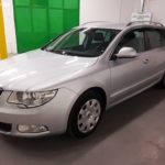 Škoda Superb 2.0 TDI 125 kW 4×4 Ambition