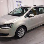 Volkswagen Sharan 2.0 TDI Comfortline stříbrný