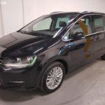 Volkswagen Sharan 2.0 TDI 103 kW CUP černý