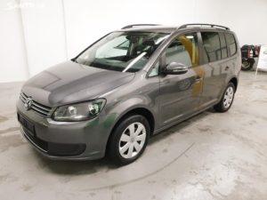 Volkswagen Touran 1.4 TSI 110 kW CNG Comfortline