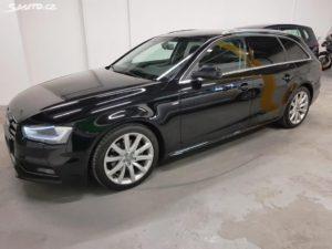 Audi A4 2.0 TDI Quattro Sline