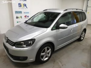 Volkswagen Touran 2.0 TDI 103 kW Comfortline