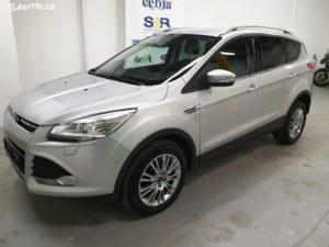 Ford Kuga 2.0 TDCI 103 kW Titanium 2014