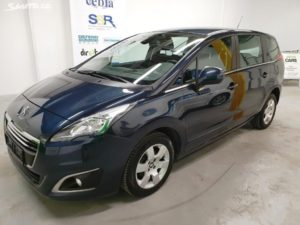 Peugeot 5008 1.6 HDI 84 kW Business