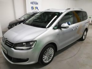 Volkswagen Sharan 2.0 TDI CUP 103 kW