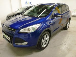 Ford Kuga 2.0 TDCi SYNC 132 kW 4×4