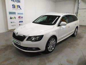 Škoda Superb 2.0 TDI 125 kW DSG