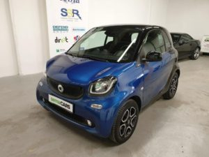 Smart Fortwo Coupe 66 kW Aut.