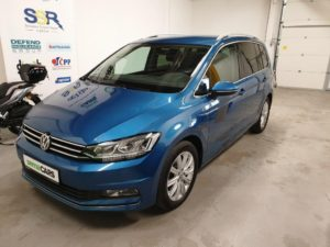 Volkswagen Touran 2.0 TDI 110 kW Highline