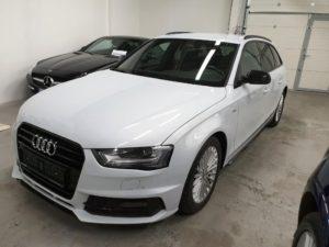 Audi A4 Avant 2.0 TDI 140 kW Sline Aut