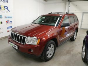 Jeep Grand Cherokee 3.0 CRD 160 kW 4×4 Aut