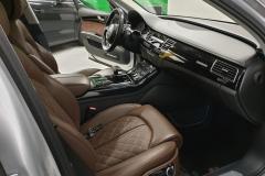 Audi A8 4.2 V8 TDI Quattro S-Line interiér