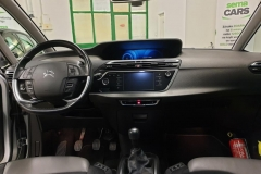 Citroën Grand C4 Picasso 2.0 HDI 110 kW interiér