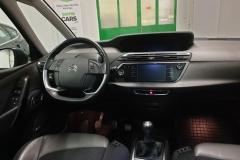 Citroën Grand C4 Picasso 2.0 HDI 110 kW Shine interiér