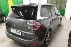 Citroën Grand C4 Picasso 2.0 HDI 110 kW Shine zadek