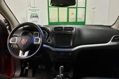 Fiat Freemont 125 kW 4x4 Aut Black Code interiér