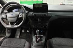 Ford Focus 1.5 EcoBoost 110 kW ST-Line interiér