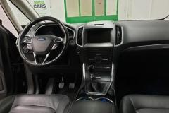Ford Galaxy 2.0 TDCi 110 kW Titanium 7míst interiér