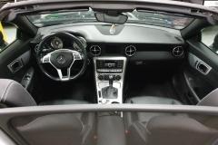 Mercedes-Benz SLK 250 CDI 150 kW Aut interiér