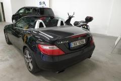 Mercedes-Benz SLK 250 CDI 150 kW Aut zadek