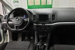 Volkswagen Sharan 2.0 TDI 110 kW Comfortline 4x4 interiér