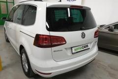 Volkswagen Sharan 2.0 TDI 110 kW Comfortline 4x4 zadek.