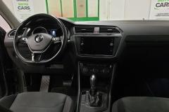 Volkswagen Tiguan 2.0 TDI 110 KW DSG Highline interiér