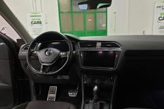 Volkswagen Tiguan, 2.0 TSI 132 kW 4x4 DSG Sound interiér