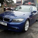 BMW 320d M packet