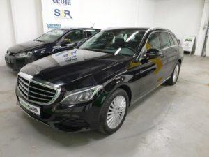 Mercedes-Benz C 220 CDi 125 kW Aut