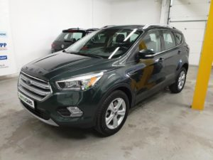Ford Kuga 2.0 TDCI 110 kW Business