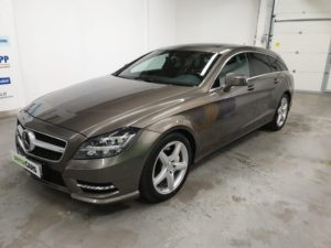 Mercedes-Benz CLS 350 CDi 195 kW 4matic AMG