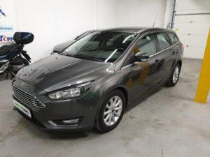 Ford Focus 2.0 TDCI 110 kW Titanium