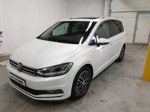 Volkswagen Touran 2.0 TDI 110 kW Highline